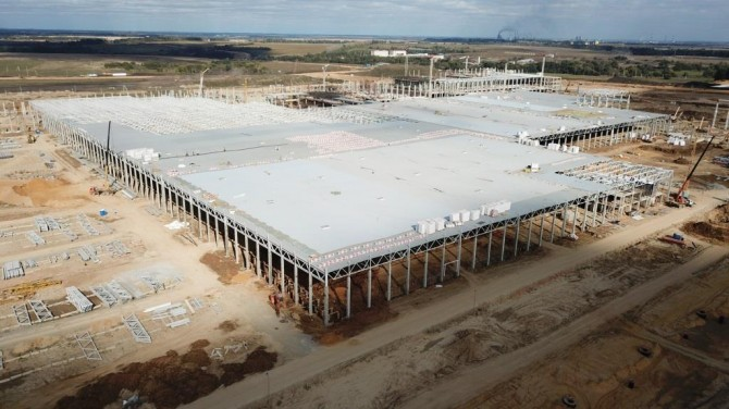 Заканчивается основной цикл постройки завода Haval в Российской Федерации