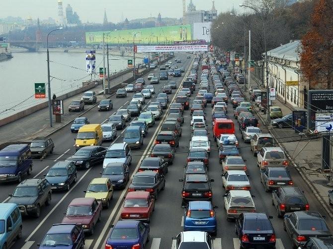Москва возглавила рейтинг городов сэкологичными автомобилями