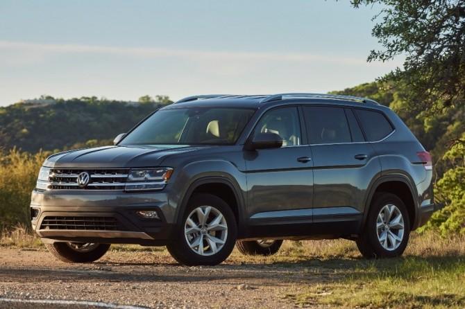Volkswagen Teramont появится в России весной 2018 года