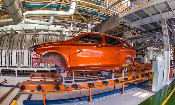 Выпуск легковых машин всентябре вырос на22%