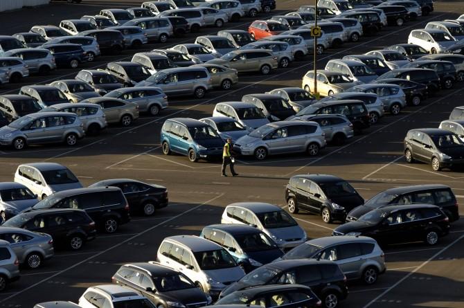 Продажи новых авто вевропейских странах увеличились на3,7%
