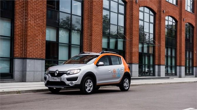 Renault Sandero Stepway появится в московском каршеринге CAR5