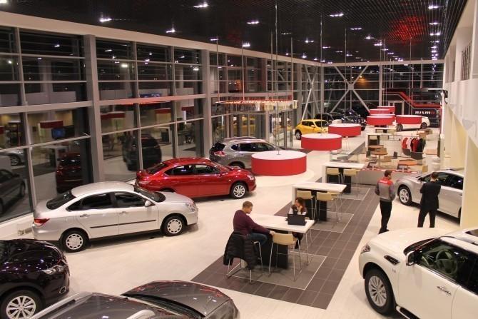 В 2017-ом году в РФ возросла прибыль залегковые автомобили на13%