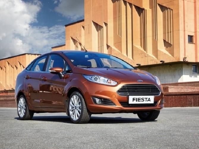 В Российской Федерации модель Форд Fiesta поднялась вцене на 16 000 руб. всередине осени