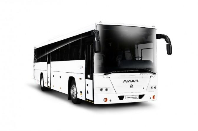 Scania поставит Группе ГАЗ более 500 шасси для производства автобусов ЛиАЗ Вояж