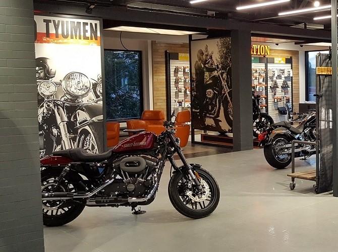 В РФ упал рынок новых мотоциклов