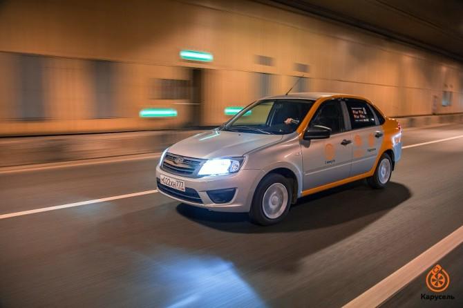 В столице России появится 1-ый каршеринг сроссийскими автомобилями