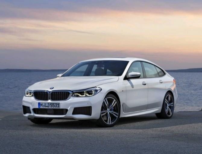 Новый BMW 6 серии GT стартует на российском рынке