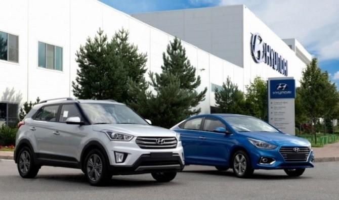 Сегменты SUV и B занимают одинаковую долю на российском рынке