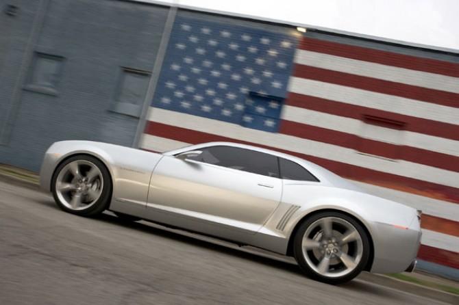 рынок автомобилей США