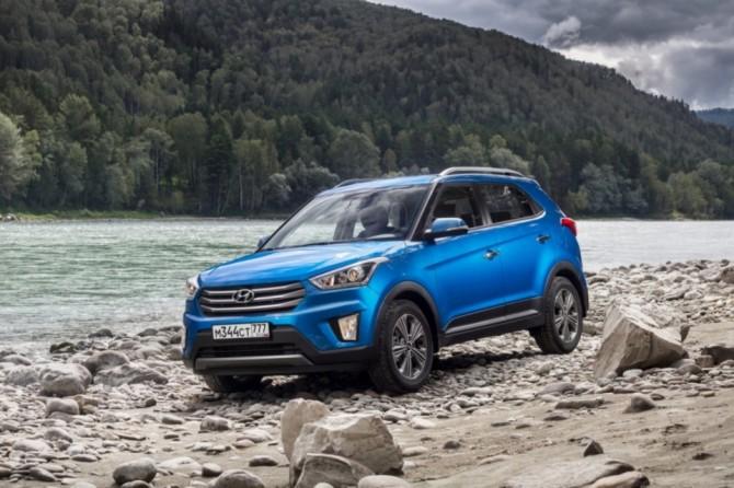 Рено - лидер продаж авто сектора SUV в РФ
