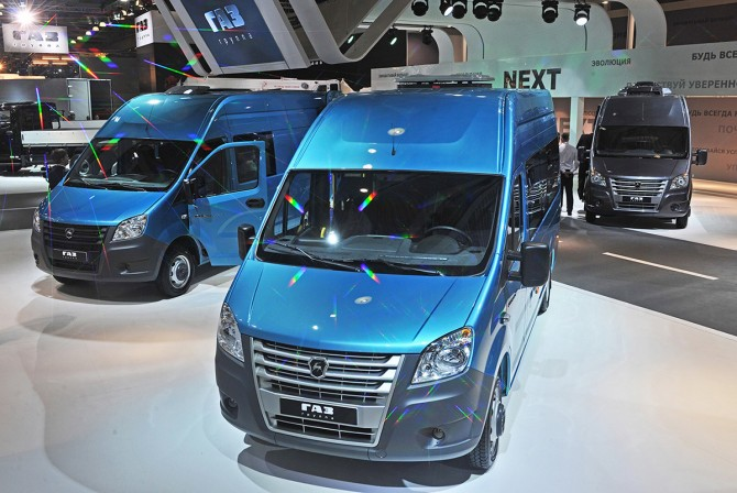 GAZelle-Next furgon