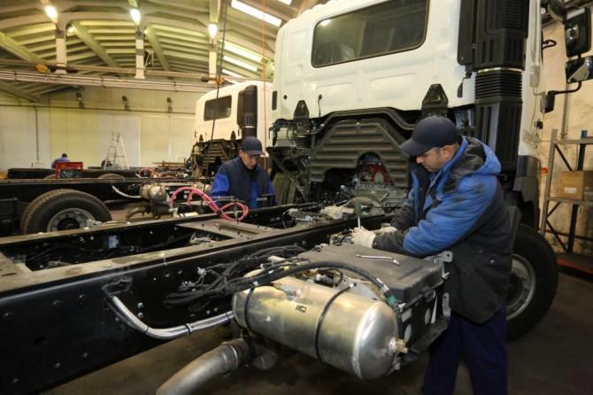 Напроизводителя фургонов вПриморье предполагается распространить порядок субсидирования железнодорожных перевозок авто