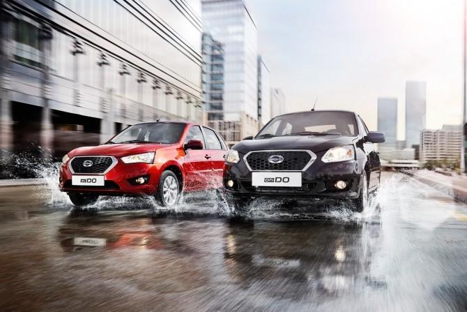 Datsun в октябре увеличил продажи в России на 50%