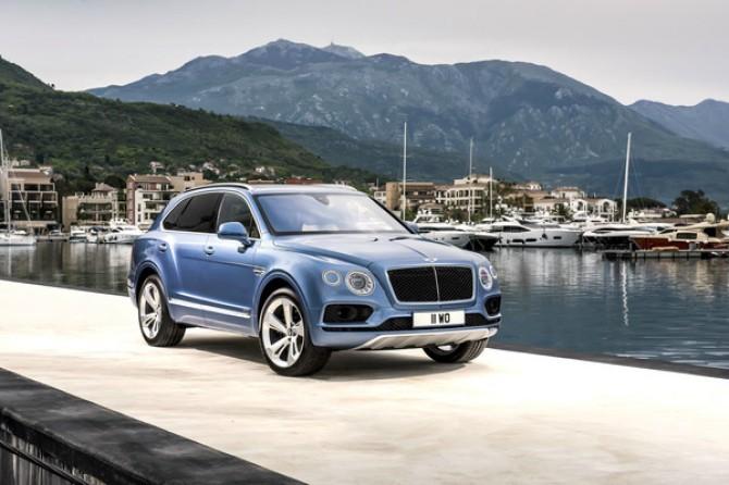 Самый быстрый и дорогой дизельный SUV в мире пришел в Россию