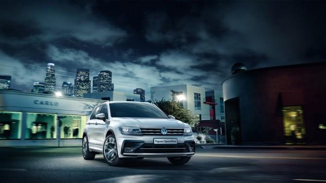 Volkswagen Tiguan Sportline (1)