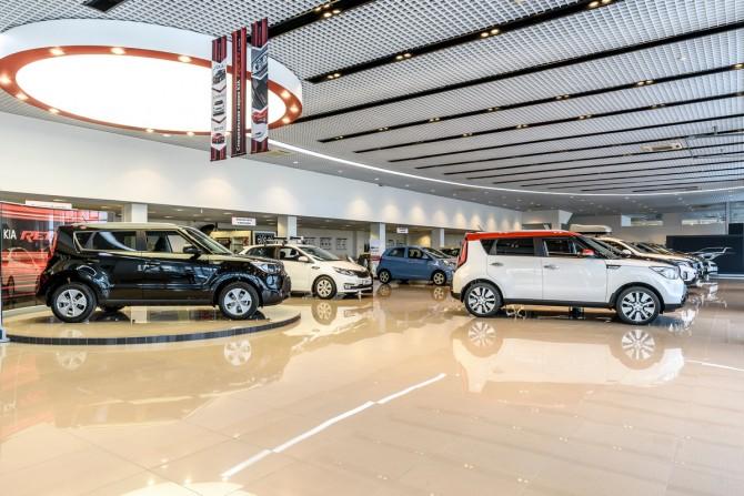Более 40% автомобилей KIA в октябре проданы в кредит