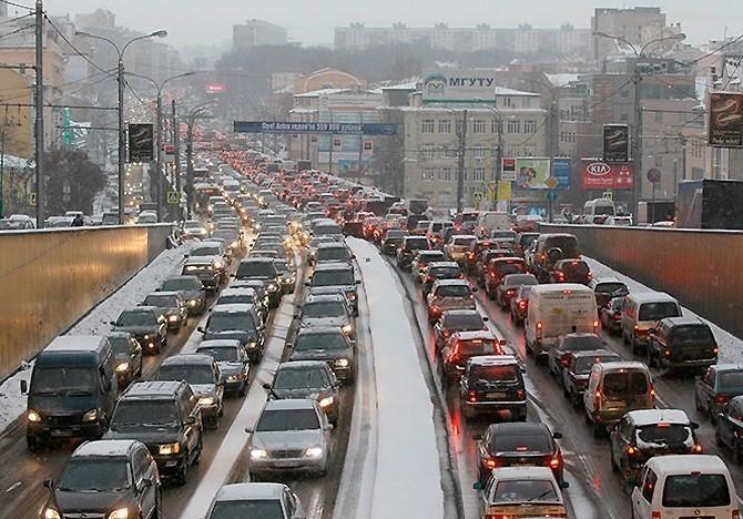 Форд Focus остался наиболее популярной иномаркой в российской столице