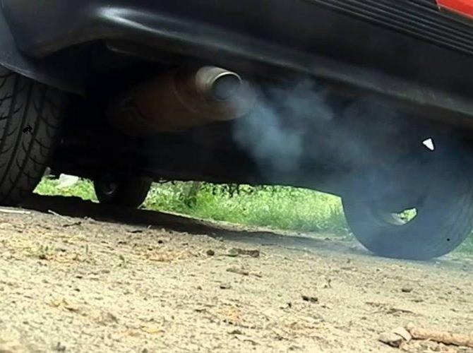«Гринпис» предложил закрыть центр столицы для авто ниже класса «Евро-4»