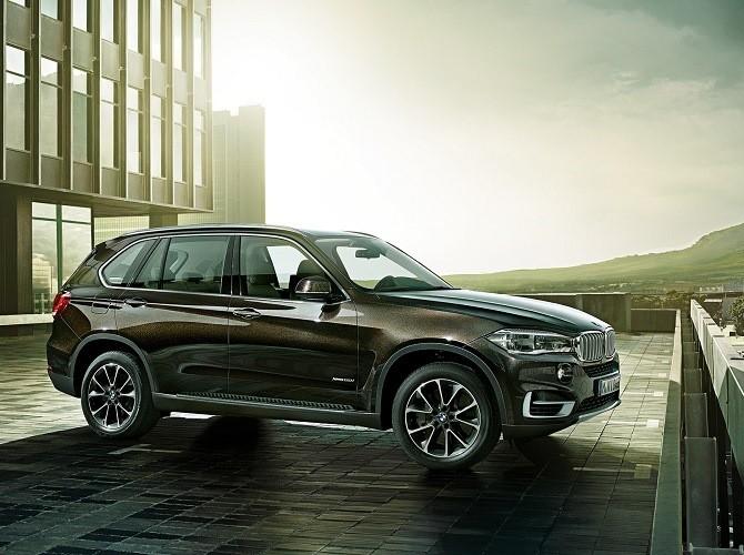 BMW X5 – лидер премиум-сегмента на рынке Москвы