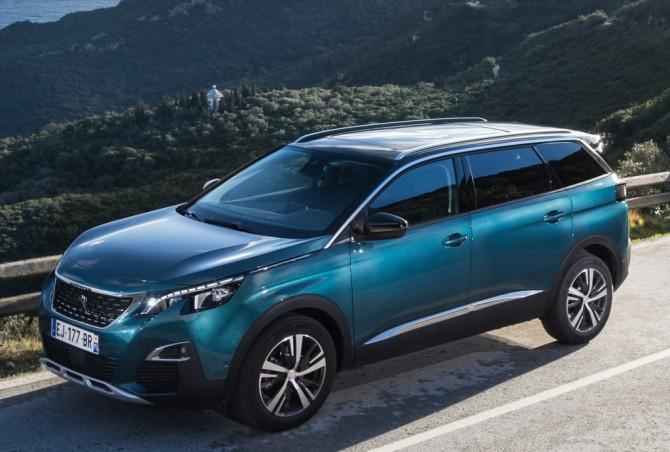 Peugeot (Пежо) будет торговать в РФ новый кроссовер