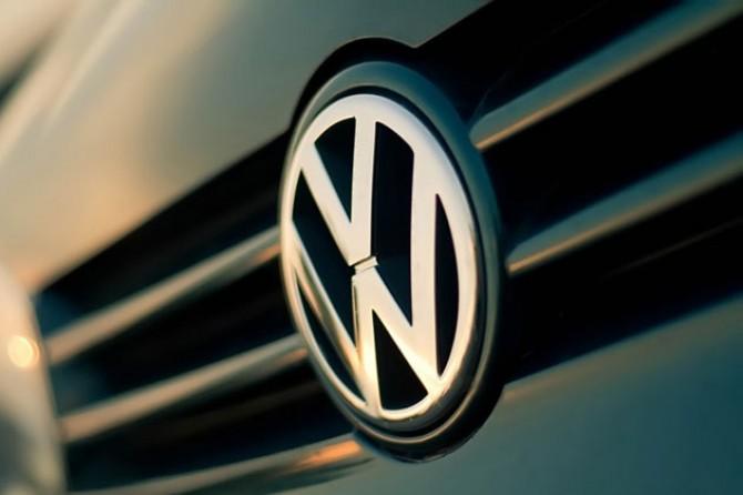 Volkswagen logo BIG