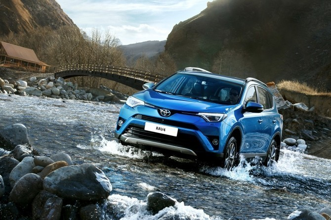 Toyota лидирует на Дальнем Востоке