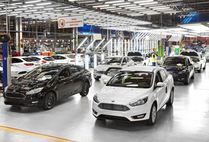 Форд увеличил степень локализации модели Focus