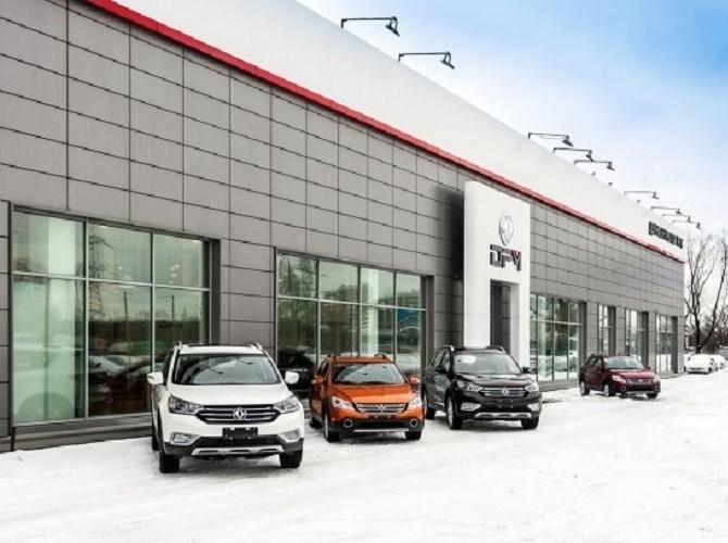 Продажи китайских авто в РФ  за10 месяцев уменьшились на3,6%