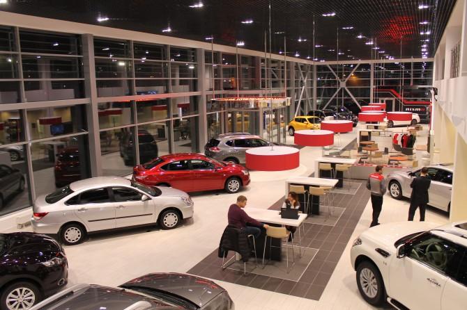 Nissan разработал новые кредитные предложения на автомобили в декабре