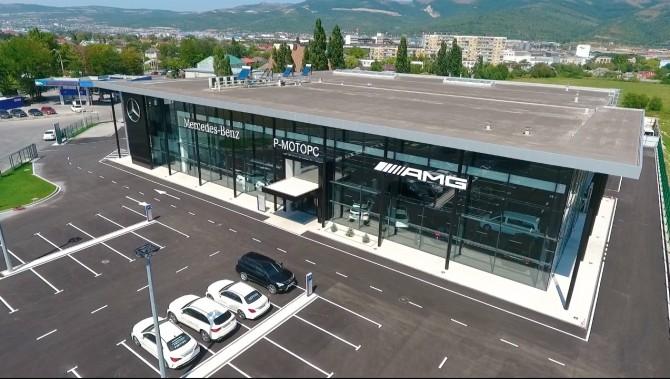 Mercedes-Benz в Новороссийске