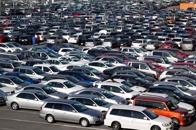 Рынок России авто спробегом: рост вконце осени на1,8%