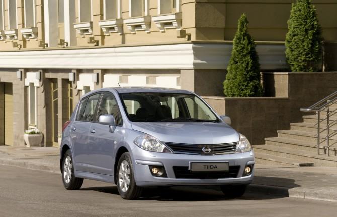 В Российской Федерации отзывают неменее 120 000 авто Ниссан