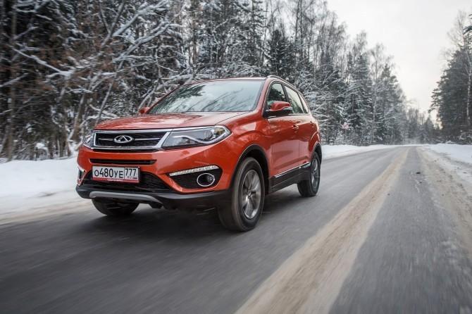 Продажи китайских автомобилей в России в ноябре выросли на 26%