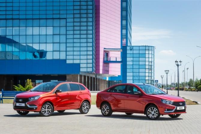 Продажи АвтоВАЗа в минувшем году увеличились на17%
