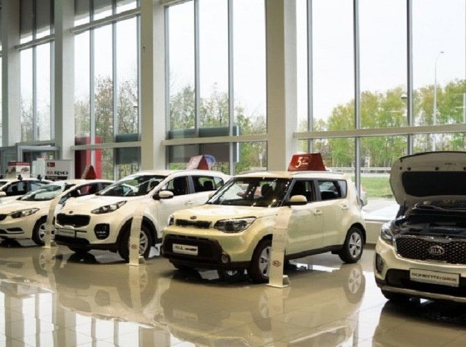 Рост продаж бренда Киа в РФ втечении прошлого года составил около 21,6%