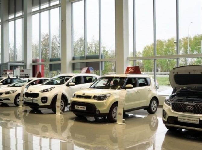 KIA подняла цены на автомобили в России