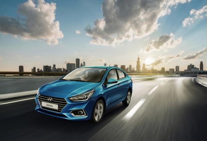 Hyundai Solaris New 5