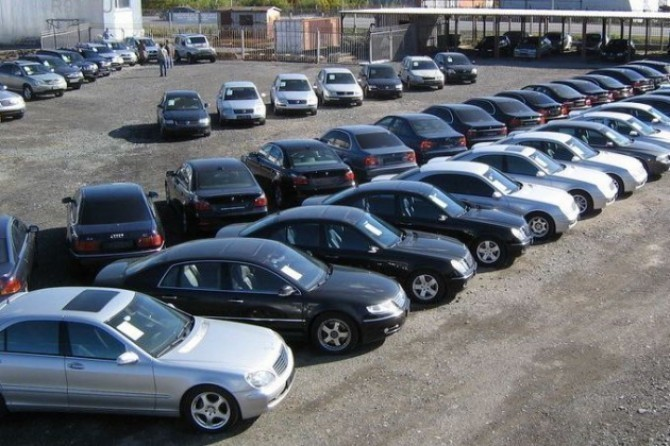 Русский рынок подержанных авто в 2017-ом вырос на2,1%