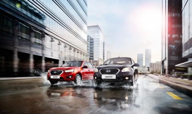 Datsun запускается программа состаточным платежом