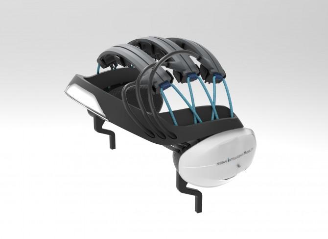 Nissan Brain-to-Vehicle tech