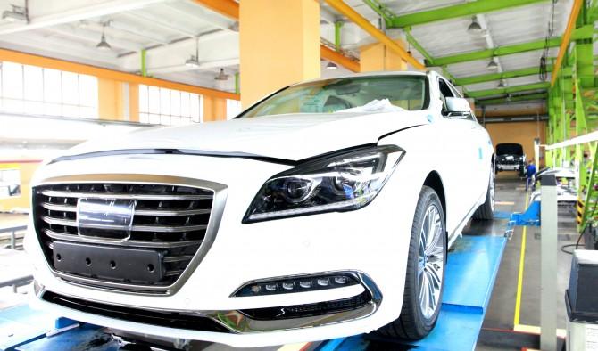 В 2017 группа компаний «Автотор» увеличила производство авто в1