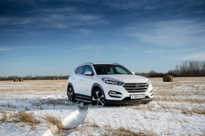 Hyundai Tucson получил новую линейку комплектаций