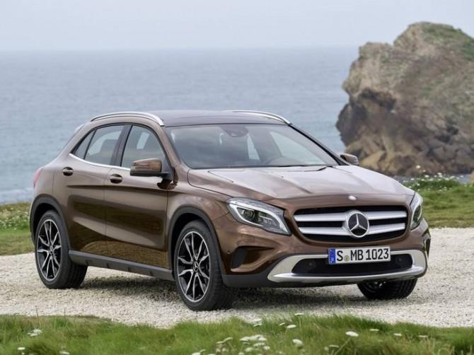 Mercedes отозвал неменее 6,6 тыс. авто в Российской Федерации