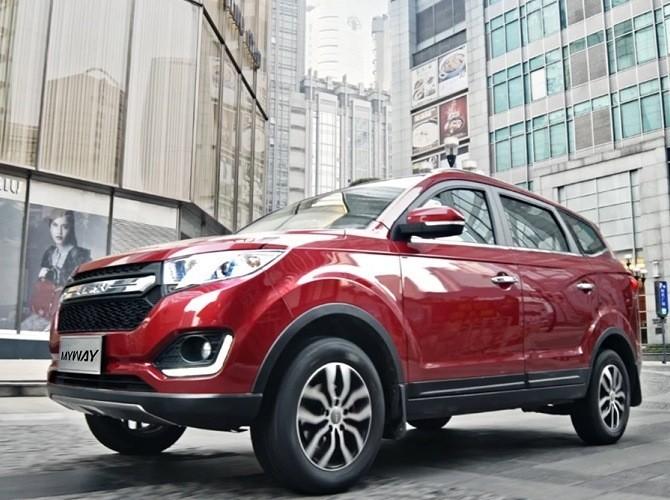 Продажи китайских авто в РФ возросли на4% порезультатам 2017 года