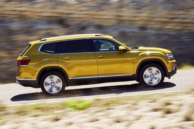 VW поведал оновинках для РФ