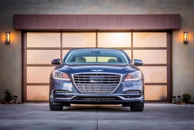Автомобили Genesis прибавили в цене от 100 до 300 тысяч рублей