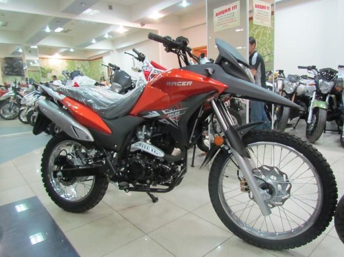 ТОП-10 регионов по продажам новых мотоциклов в России