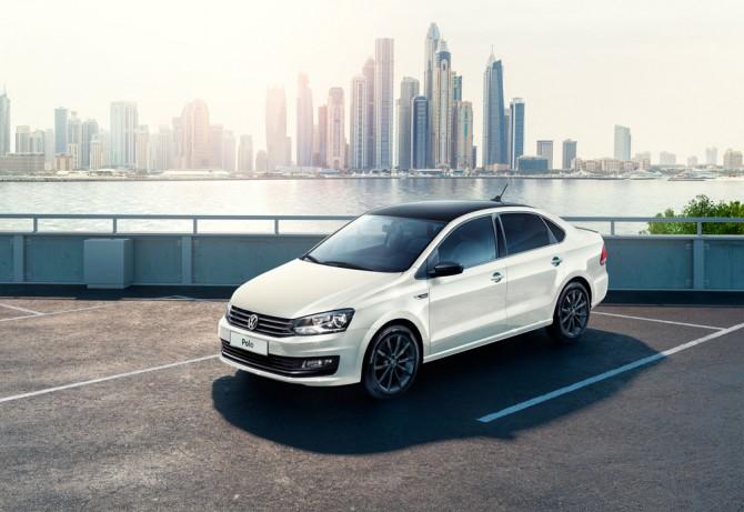 Фольксваген подготовил Drive-версию седана Polo для РФ