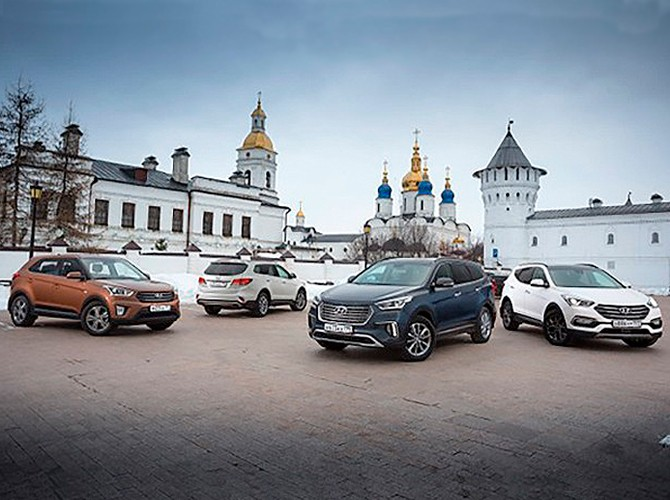 Сектор SUV стал крупнейшим на автомобильном рынке Российской Федерации в прошлом году